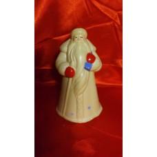 Советская пластмассовая игрушка Дед Мороз-2.